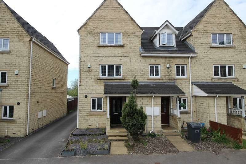 3 Bedrooms Town House for sale in Prospect Road, Huddersfield, West Yorkshire, HD3
