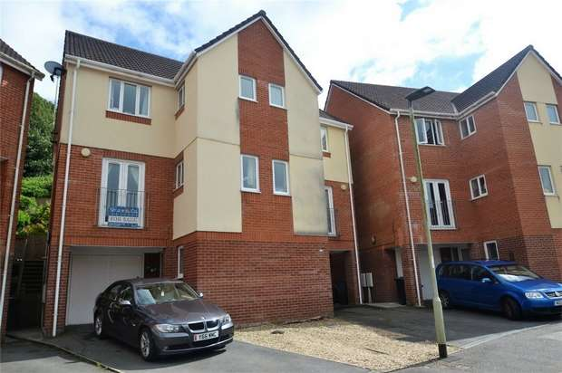 4 Bedrooms Town House for sale in BARNSTAPLE, Devon