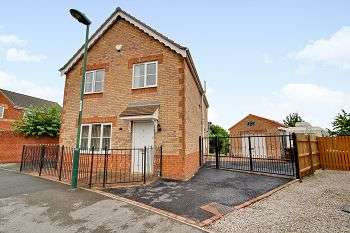 4 Bedrooms Detached House for sale in Wicker Close, Nottingham, NG6 0FQ