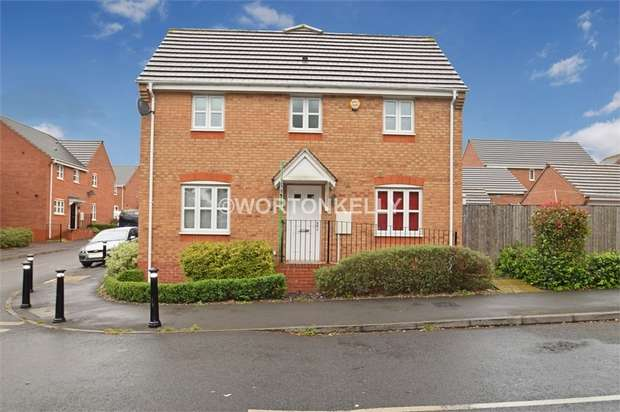 3 Bedrooms Semi Detached House for sale in Finery Road, WEDNESBURY, West Midlands