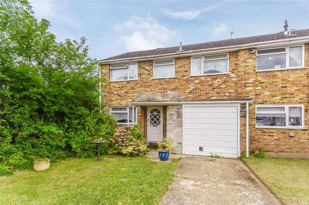 4 Bedrooms End Of Terrace House for sale in 22 Barnes Way, Iver, Buckinghamshire