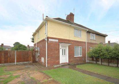 3 Bedrooms Semi Detached House for sale in Evelyn Avenue, Doncaster