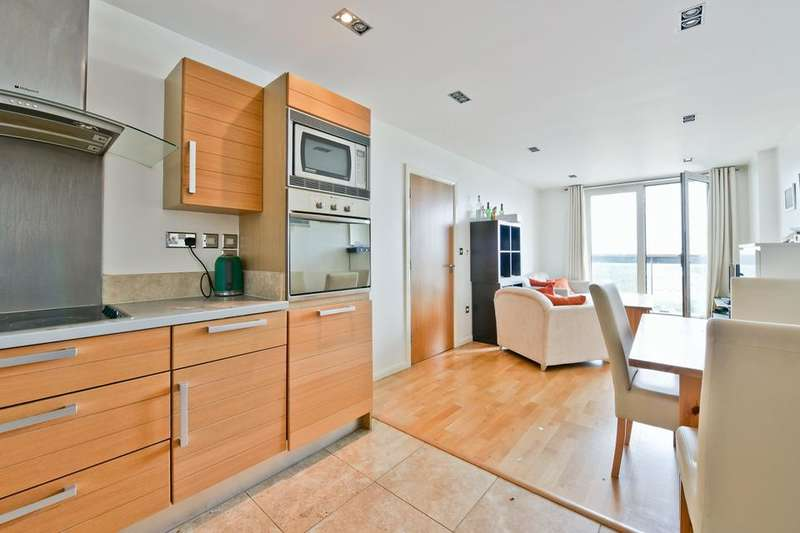 2 Bedrooms Flat for sale in Limeharbour, London E14
