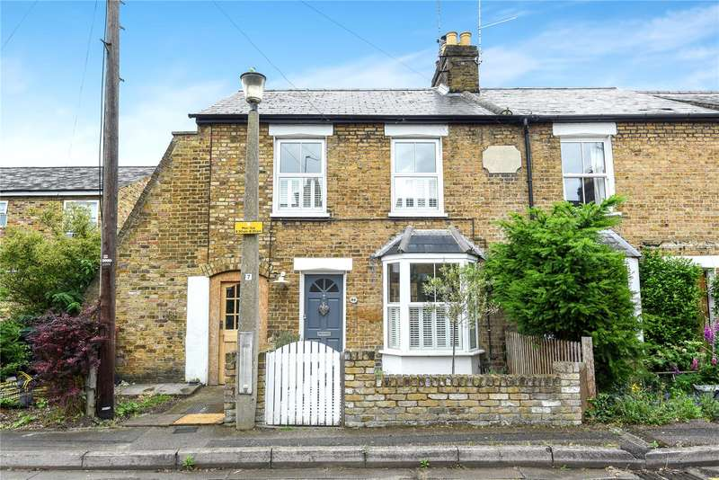 3 Bedrooms End Of Terrace House for sale in Norfolk Road, Rickmansworth, Hertfordshire, WD3