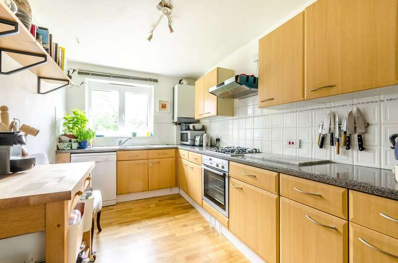 2 Bedrooms Flat for sale in Geoffrey Jones Court, Willesden, NW10