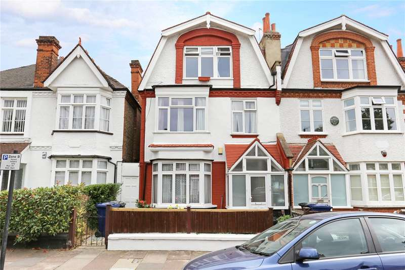 2 Bedrooms Flat for sale in Rusthall Avenue, London, W4