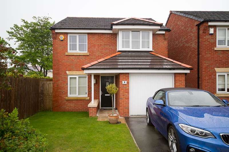 3 Bedrooms Detached House for sale in Marchmont Drive, Crosby , L23