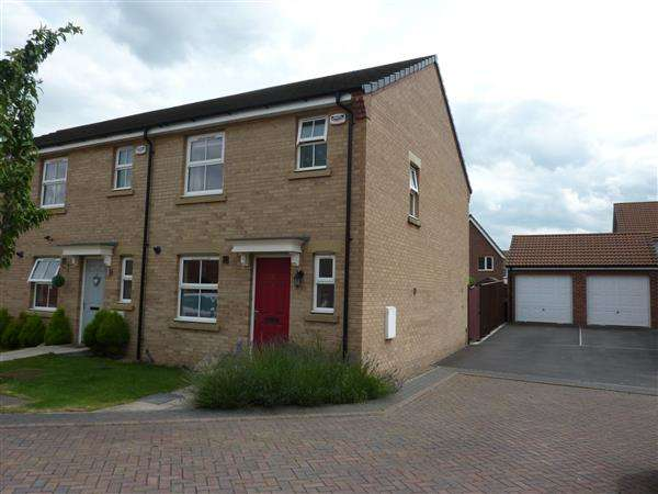 3 Bedrooms Link Detached House for sale in SHELDON ROAD, SCARTHO TOP, GRIMSBY