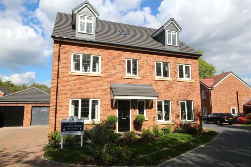 6 Bedrooms Detached House for sale in Plot 4 Rounton Place, Nascot Wood Road, Watford, Hertfordshire, WD17