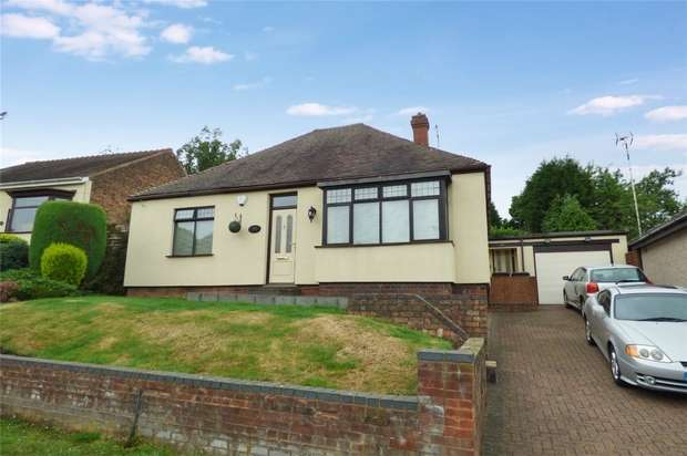 2 Bedrooms Detached Bungalow for sale in Coventry Road, Nuneaton, Warwickshire