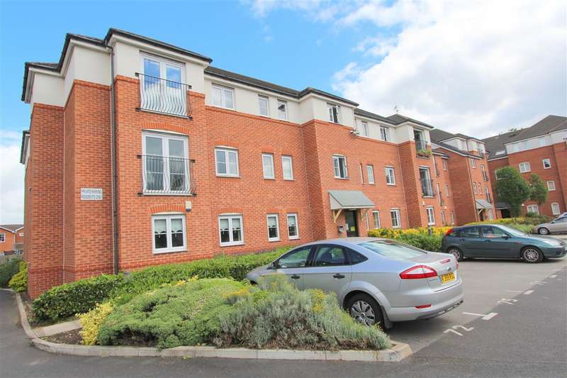 2 Bedrooms Apartment Flat for sale in St. Michaels View, Widnes