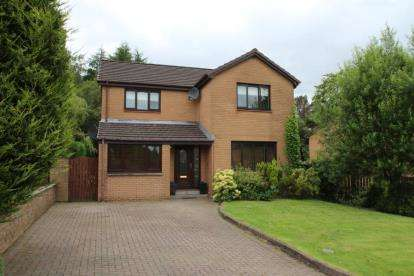 5 Bedrooms Detached House for sale in Blairdenon Drive, Cumbernauld