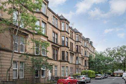 2 Bedrooms Flat for sale in Bentinck Street, Kelvingrove