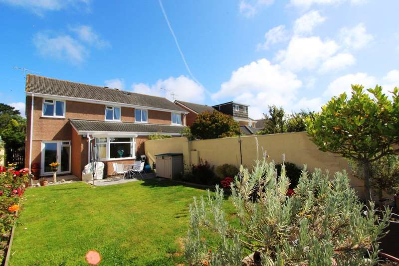 3 Bedrooms Semi Detached House for sale in Lamorna Park , Torpoint