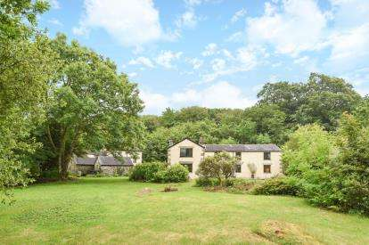 4 Bedrooms Detached House for sale in Constantine, Falmouth, Cornwall