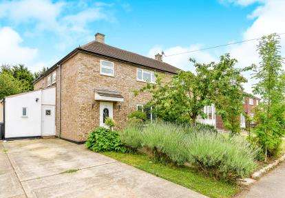 4 Bedrooms Semi Detached House for sale in Wilshere Crescent, Hitchin, Hertfordshire, England