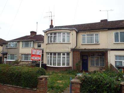 3 Bedrooms Semi Detached House for sale in Sundon Park Road, Luton, Bedfordshire, England