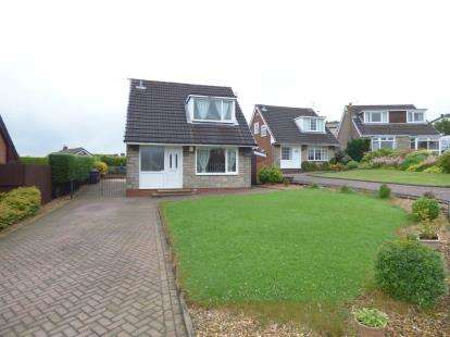 3 Bedrooms Detached House for sale in Westbury Close, Burnley, Lancashire