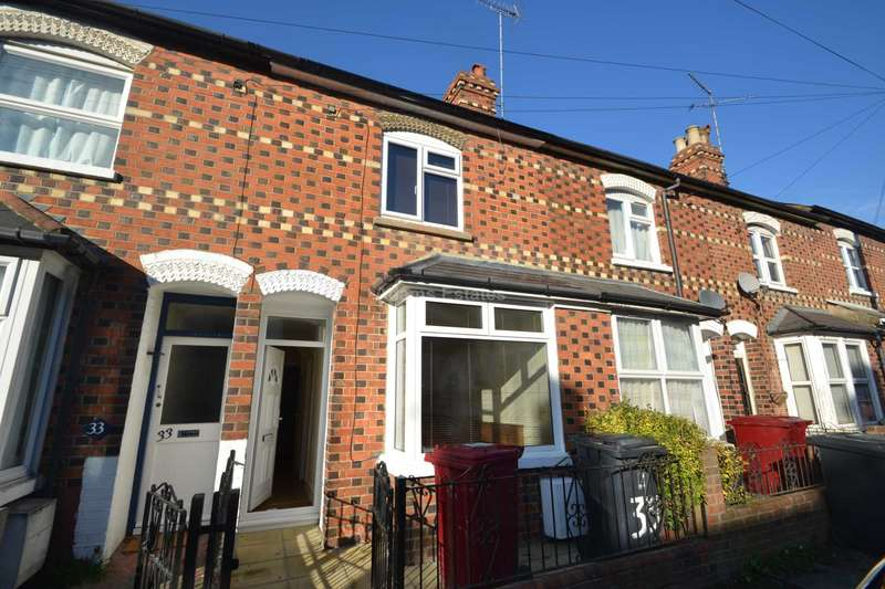 3 Bedrooms Terraced House for rent in Brighton Road, Reading