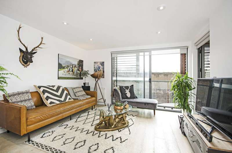 2 Bedrooms Flat for sale in Kingsland Road, Haggerston, E8