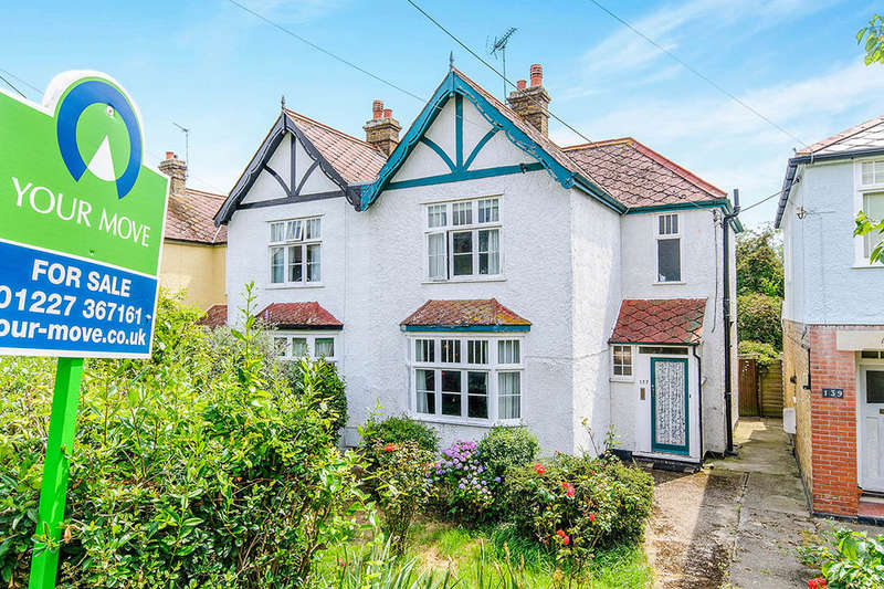 4 Bedrooms Semi Detached House for sale in Island Wall, Whitstable, CT5