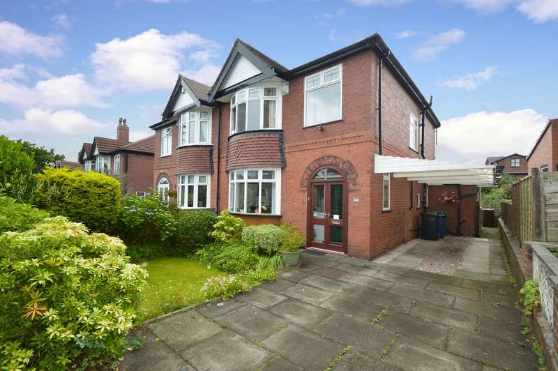 3 Bedrooms Property for sale in Ashbourne Grove, Whitefield, Manchester, M45