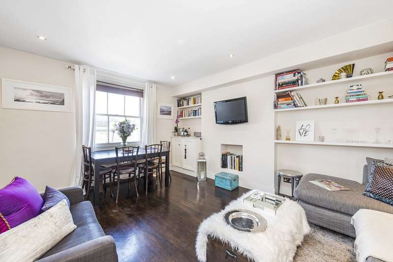 2 Bedrooms Apartment Flat for sale in Randolph Avenue, London, London, W9