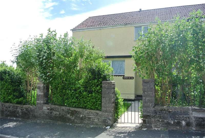3 Bedrooms Semi Detached House for sale in Samsons Avenue, Varteg, Pontypool, NP4