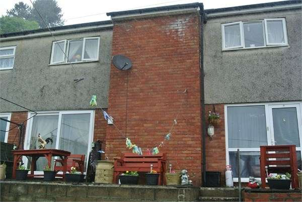 2 Bedrooms Terraced House for sale in Swan Square, Abersychan, Pontypool, NP4