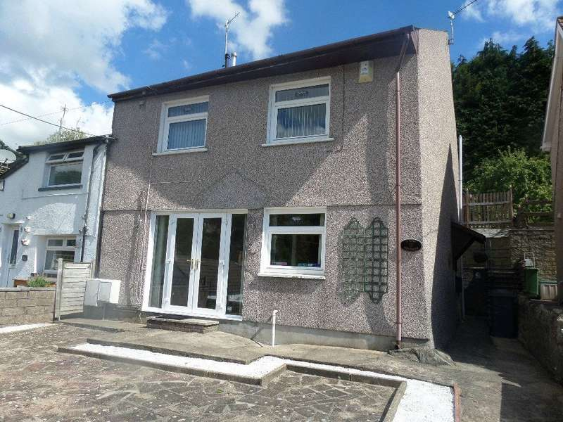 2 Bedrooms Semi Detached House for sale in Viaduct Road, Garndiffaith, Pontypool, NP4