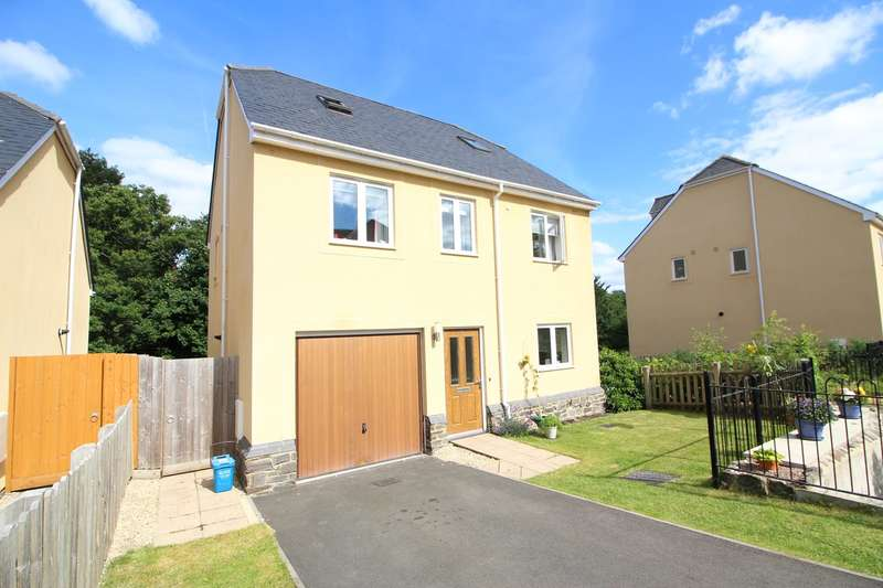 4 Bedrooms Detached House for sale in Coed Y Brenin, Llantilio Pertholey, Abergavenny, NP7