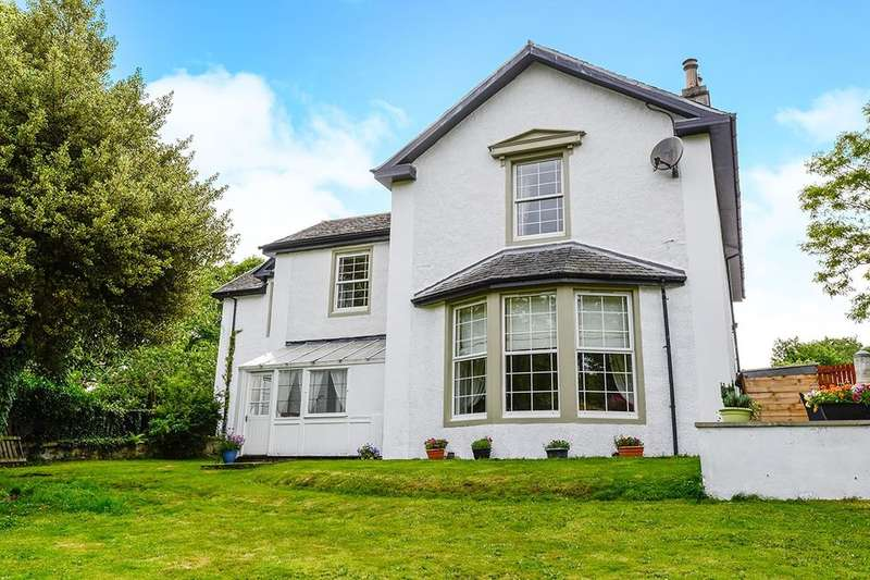 5 Bedrooms Detached House for sale in Kingsmills Road, Inverness, IV2