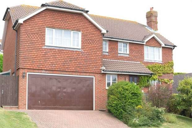 5 Bedrooms Detached House for sale in Duchess Drive, Seaford, East Sussex