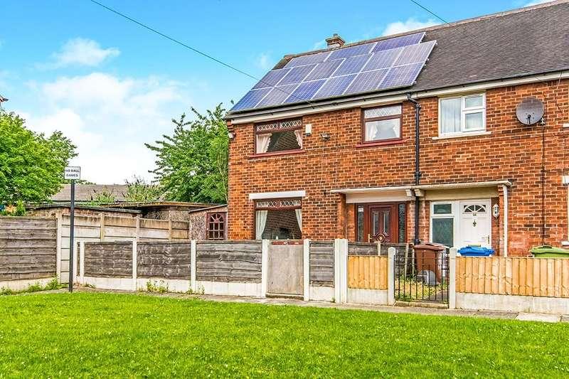 3 Bedrooms Semi Detached House for sale in Derby Street, Chadderton, Oldham, OL9