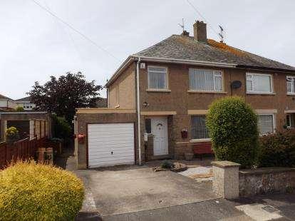 3 Bedrooms Semi Detached House for sale in Brier Drive, Heysham, Morecambe, Lancashire, LA3