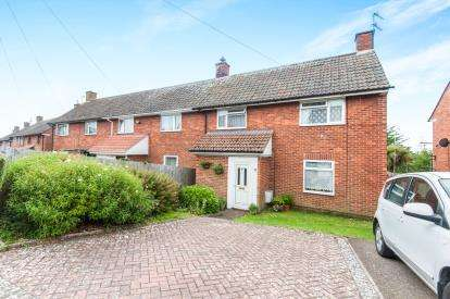 3 Bedrooms End Of Terrace House for sale in Exmouth, Devon, .
