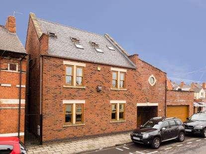 4 Bedrooms Detached House for sale in King Edward Street, Hucknall, Nottingham