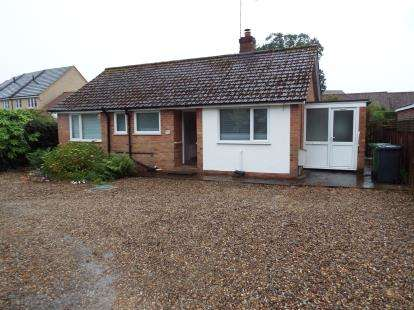 2 Bedrooms Bungalow for sale in North Walsham, Norfolk