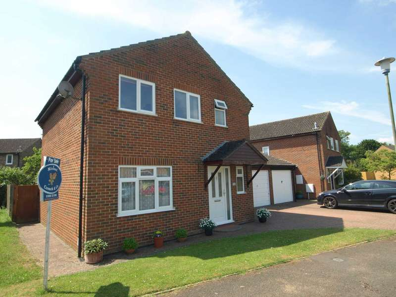 4 Bedrooms Detached House for sale in Eden Way, Bicester