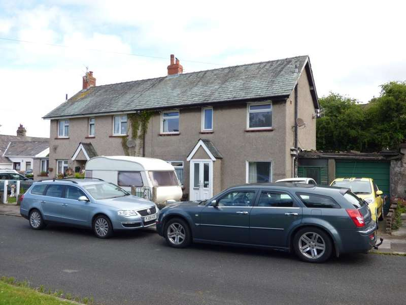 3 Bedrooms Semi Detached House for sale in Brookfield View, Bolton-le-Sands, Carnforth, LA5 8DJ