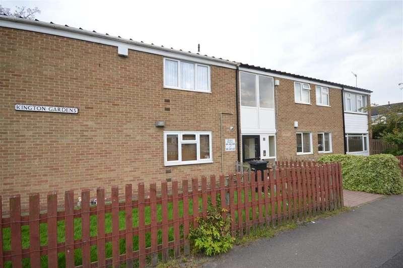 2 Bedrooms Ground Flat for sale in Kington Gardens, Birmingham
