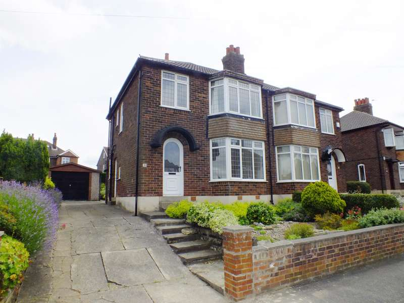 3 Bedrooms Semi Detached House for sale in Carr Manor Grove, Leeds, West Yorkshire, LS17 5AJ