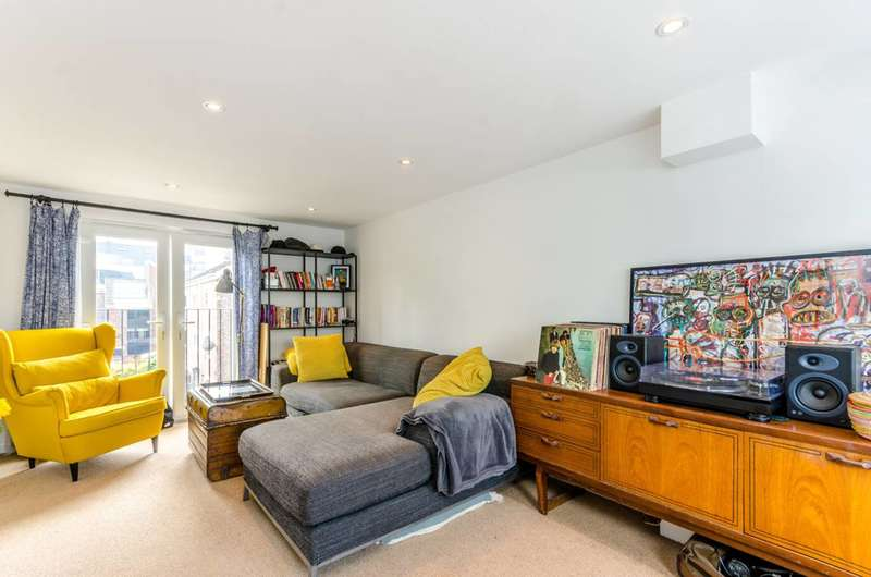 3 Bedrooms Terraced House for sale in Manger Road, Islington, N7