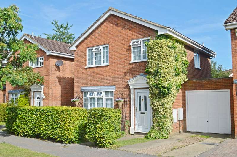 3 Bedrooms Detached House for sale in Sylvandale, Welwyn Garden City, AL7