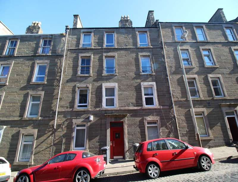 1 Bedroom Flat for sale in Rosefield Street, Dundee, DD1