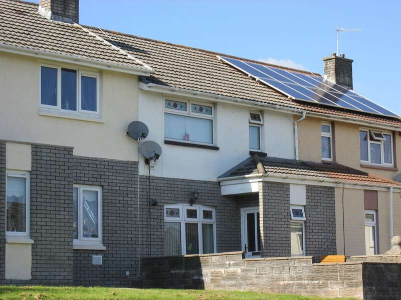 3 Bedrooms Terraced House for sale in Heol Rhyd Y Bedd, Pant, Merthyr Tydfil