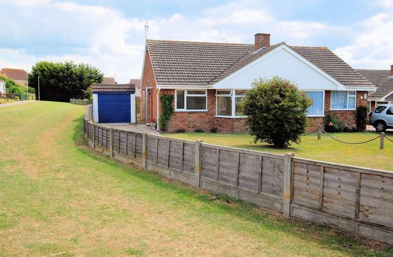 2 Bedrooms Semi Detached Bungalow for sale in Sandpiper Road, WHITSTABLE, Kent