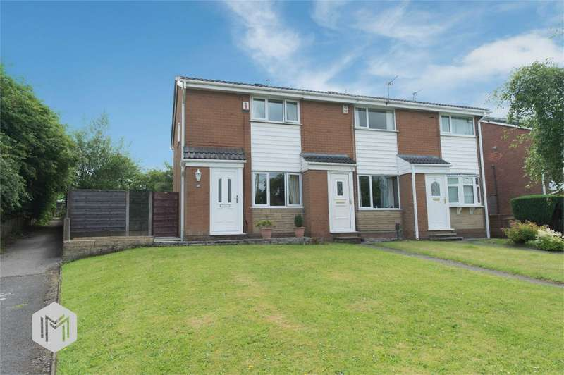 2 Bedrooms Semi Detached House for sale in Chester Avenue, Little Lever, Bolton, Lancashire