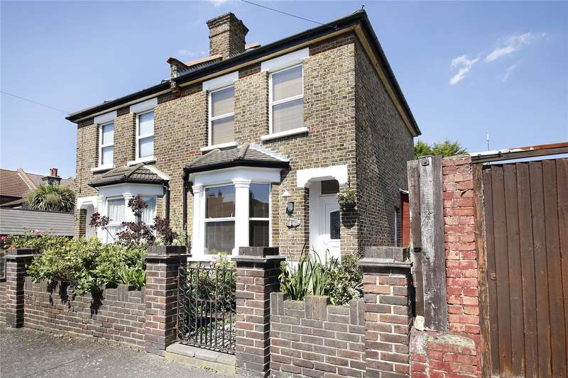 3 Bedrooms Semi Detached House for sale in Speke Road, Thornton Heath