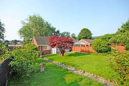 2 Bedrooms Bungalow for sale in Sidmouth, Devon